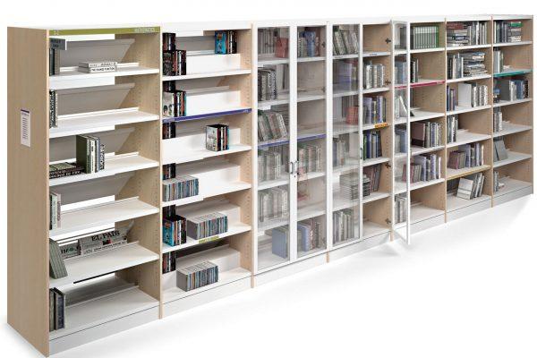 muebles para bibliotecas en Benicarló