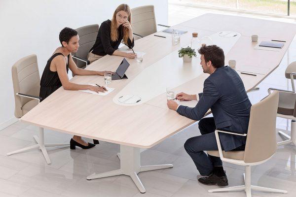 mesa de juntas de Actiu