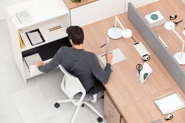 mesas de oficina de Actiu en castellón