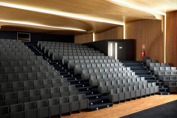 butacas para auditorio y sala de conferencias en Vinaròs