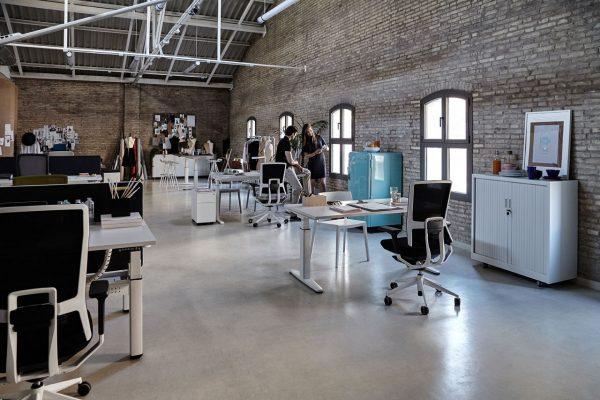 oficina y mobiliario de Actiu en Vinaròs