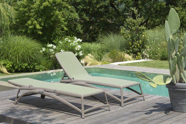 tumbonas para piscina