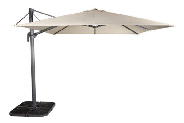 parasol grande para terraza de bar