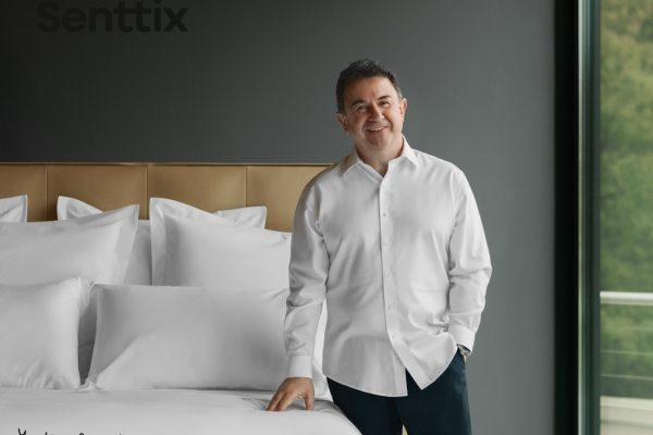 Martin Berasategui propociona colchones Senttix