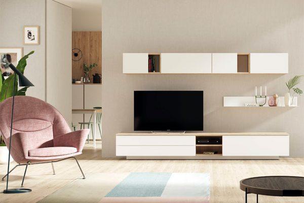Mueble tv estilo moderno de tegar mobel