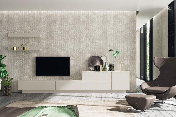mueble estilo moderno para salón