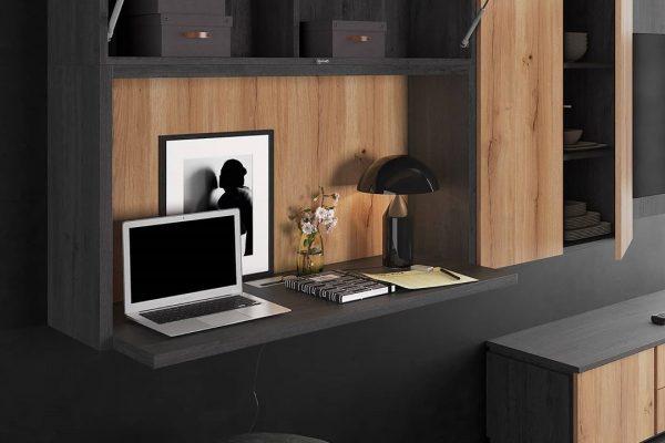 escritorio para salón moderno de tegar mobel