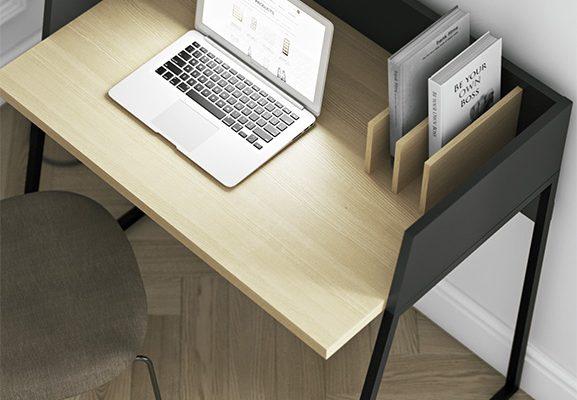escritorio pequeño de hogar en Vinaròs