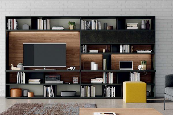 mueble librería de Vive