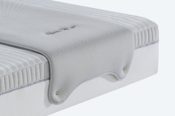 colchón técnico de Senttix