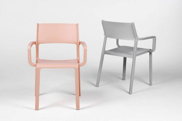 sillón de exterior para hostelería de Nardi