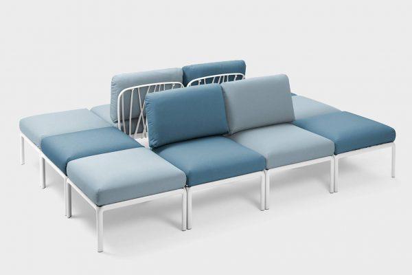 sofá de exterior para hotel de Nardi