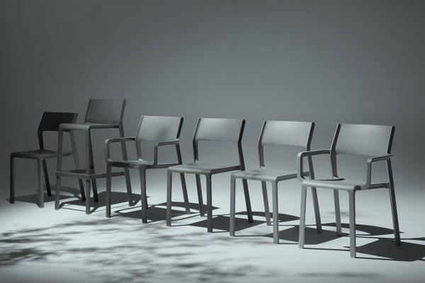 sillas y sillones de exterior de Nardi