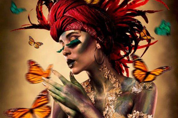 Gypsy, obra fotografica original de Cobra Art