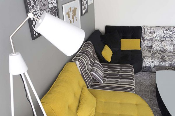 sofá modular Arianne Love de Fama Sofás