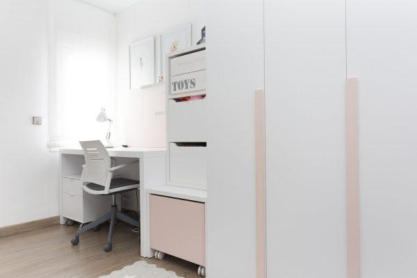 escritorio tegar mobel con silla spacio de Actiu