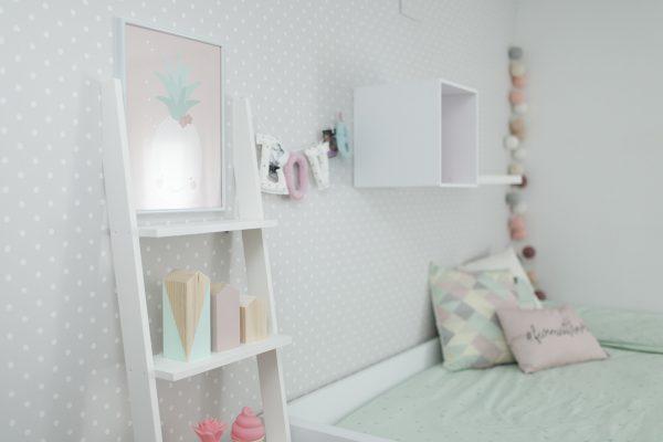 decoración para dormitorio infantil