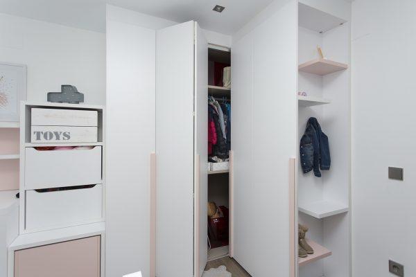 armario puertas plegables tegar mobel