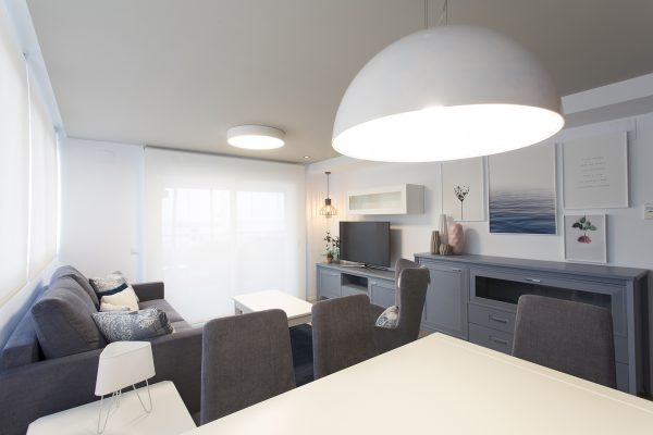 lámpara de techo para mesa comedor