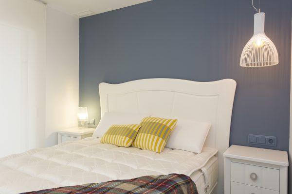 dormitorio provenzal color blanco