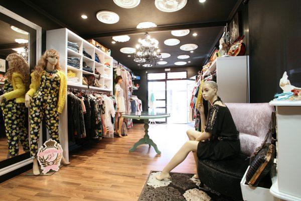 tienda de ropa en Peñiscola