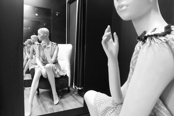 espejo probador