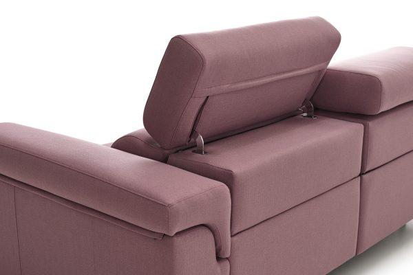 sofá relax motor descansa de Top Tapizados