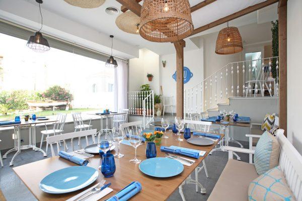 restaurante arrocería mediterránea